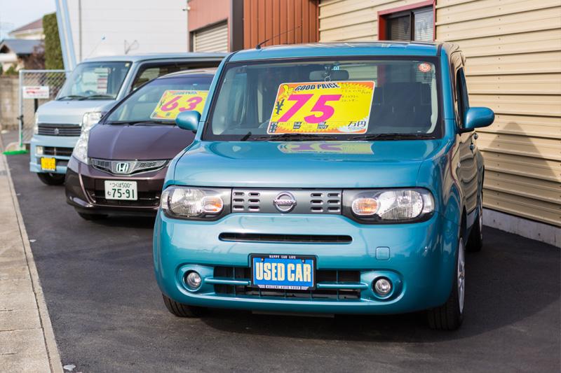 100万円以内で乗り出せる良質な中古車